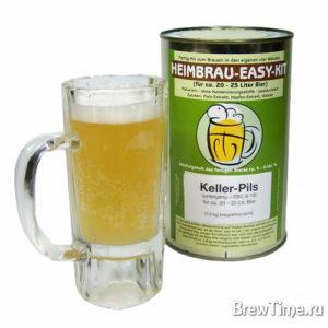 Солодовый экстракт Brau-Partner Keller Pils 1,5 кг.